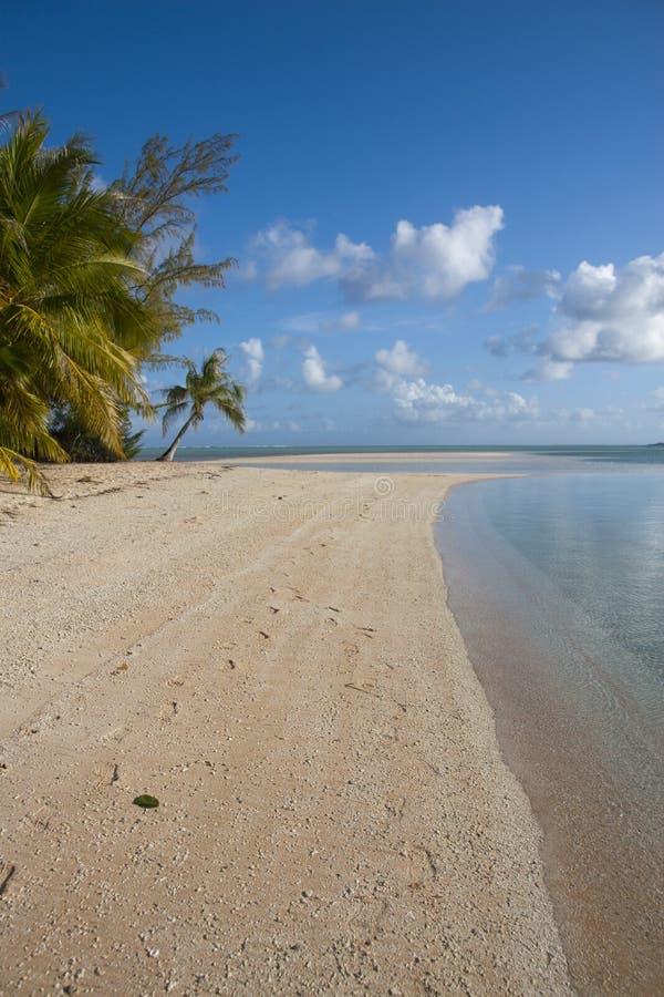 Fakarava Atoll stock photo