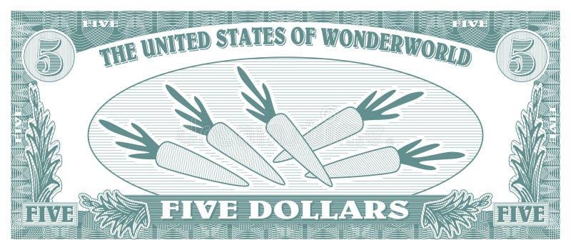 Download Fake money stock vector. Image of nobody, cash, gamble - 15748731