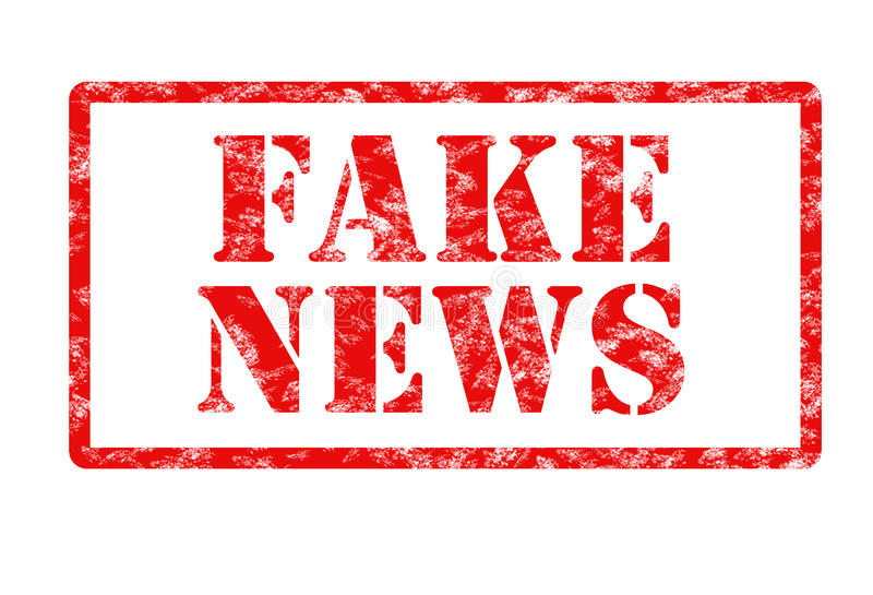 Fake News Vector Rubber Stamp Stock Vector Royalty Free 1031558347