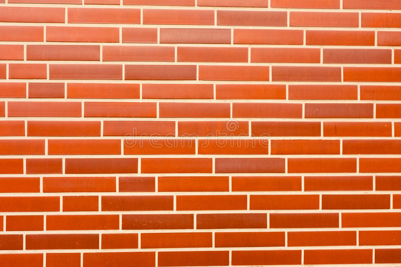 Download Fake red brick wall siding stock image. Image of white - 17729743
