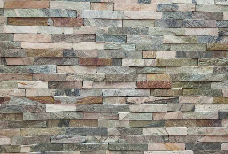 Download Fake Stone Wall Brick Background Wallpaper Stock Photo   Image Of  Facade, Detail: