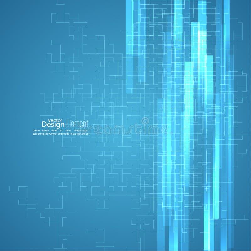Faktisk abstrakt bakgrund vektor illustrationer