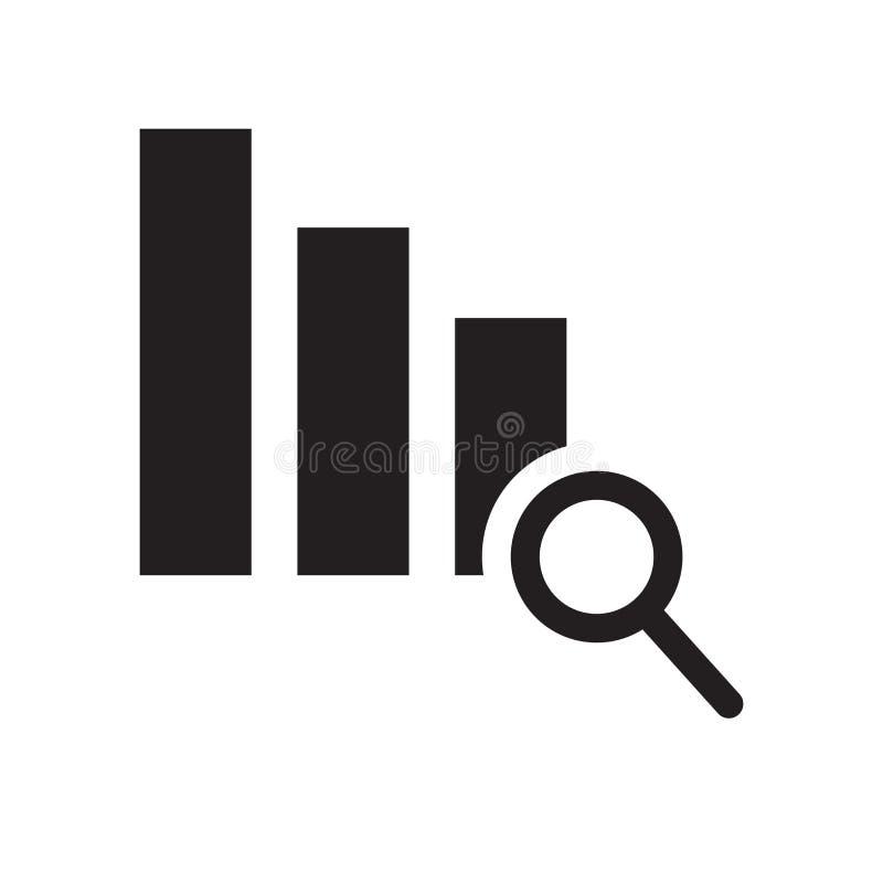 Faktyczna Gotówkowej wartości ikona Modny Faktyczny Gotówkowej wartości logo pojęcie dalej ilustracja wektor