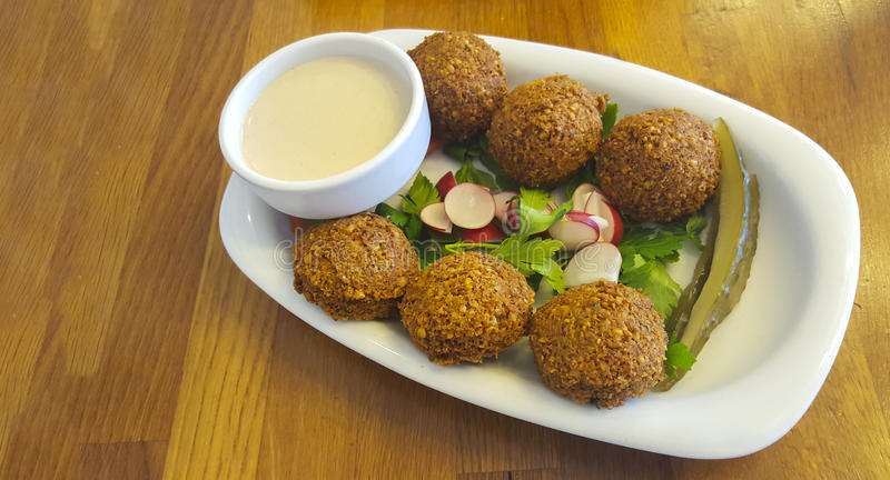 falafel foto de stock royalty free