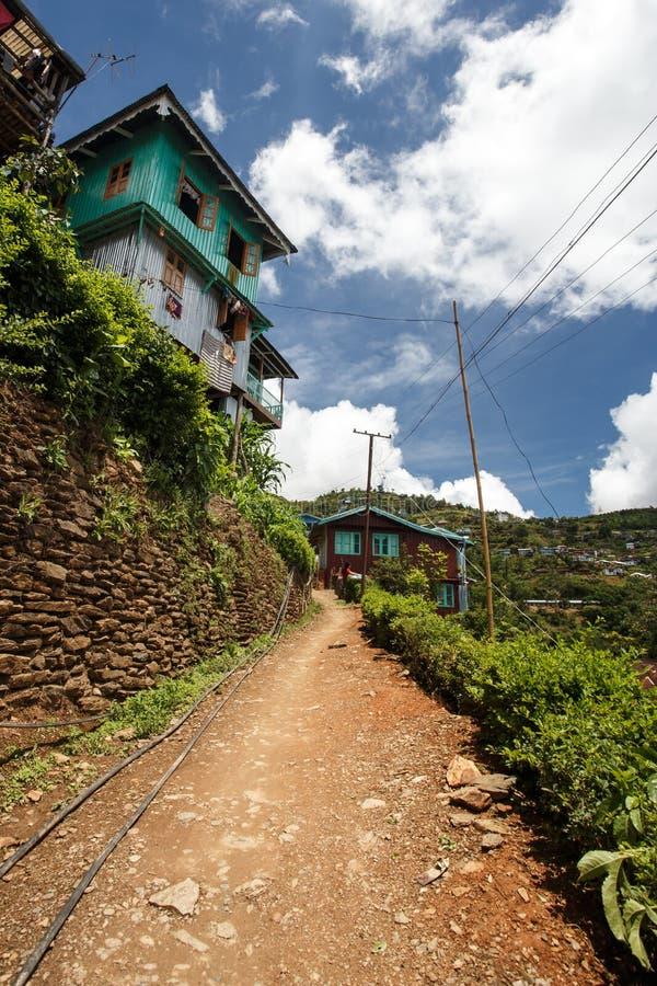 Falam, Myanmar (Burma) royalty free stock photos