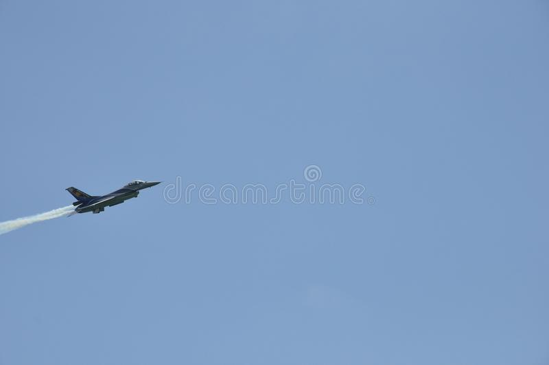 Falcão da luta F16 imagens de stock royalty free