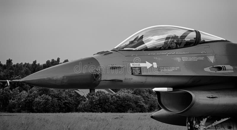 Falco F16 immagini stock libere da diritti