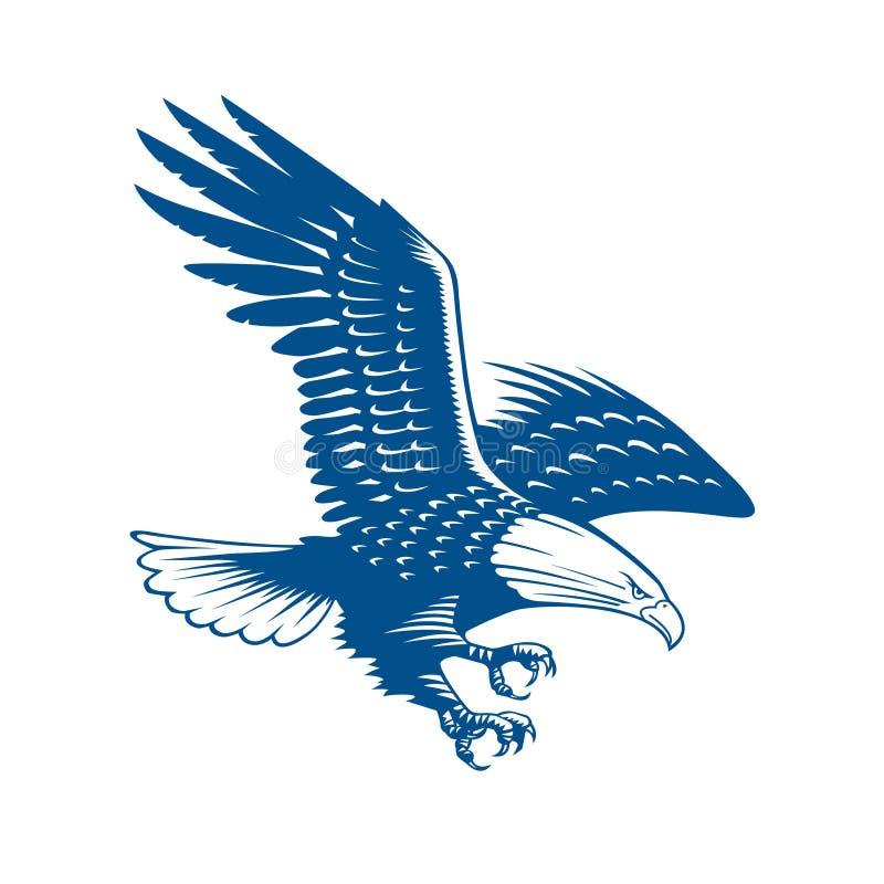 Falcon Bird Logo Abstract Design Vector Template. Stock ...
