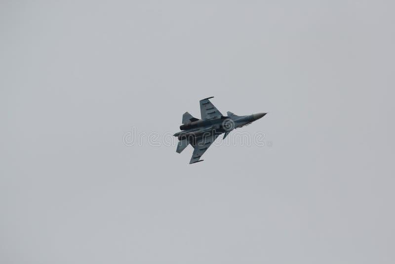 Falcons of Russia Aerobatic Team stock image