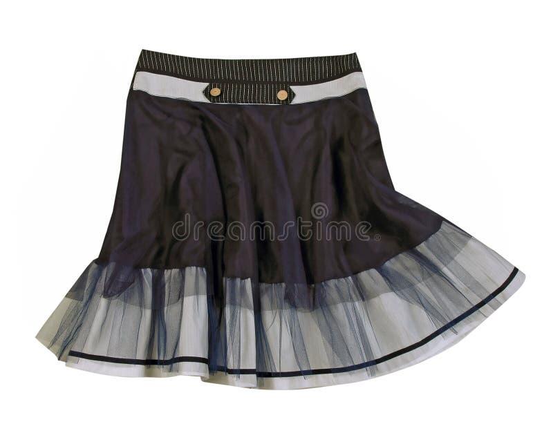 Falda de la moda imagenes de archivo