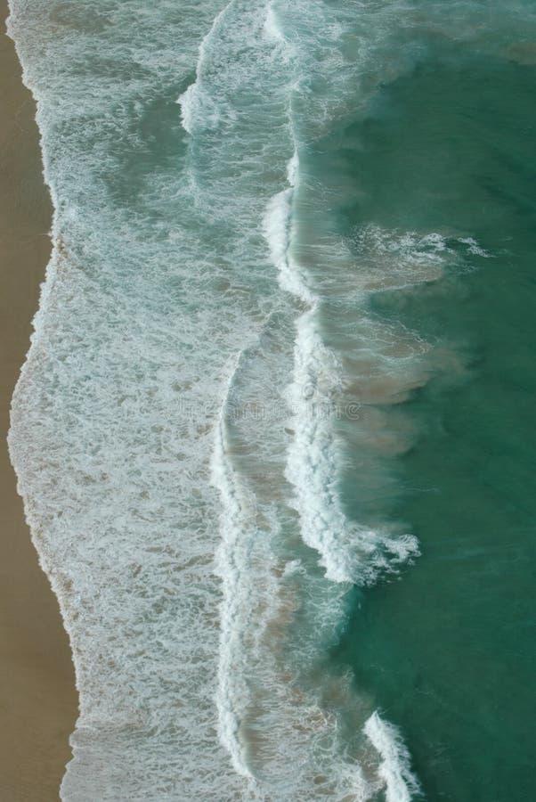 fale oceanu fotografia royalty free