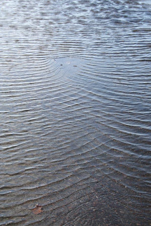 fale wody zdjęcia stock