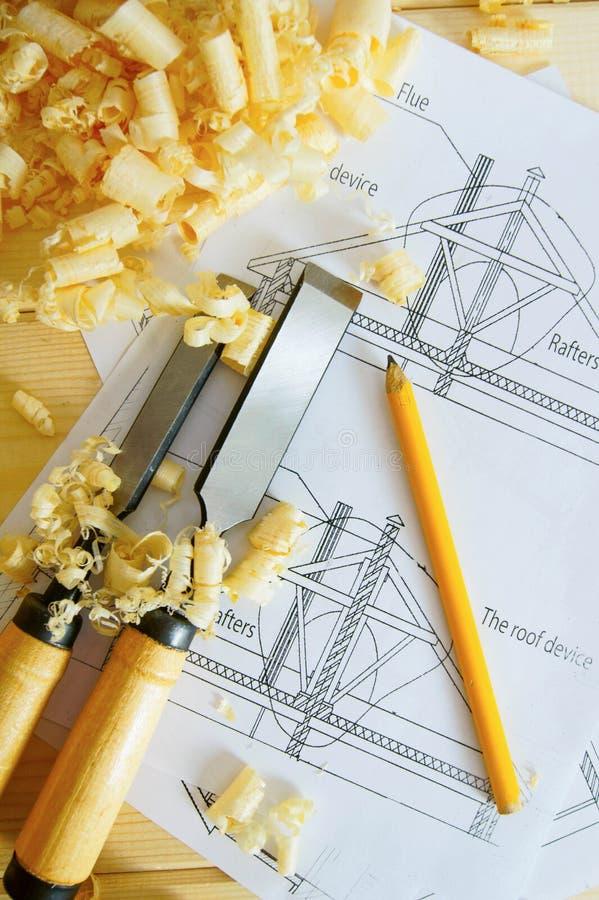 Falegnameria disegni per la costruzione e lavorare for Modelli di casa per la costruzione