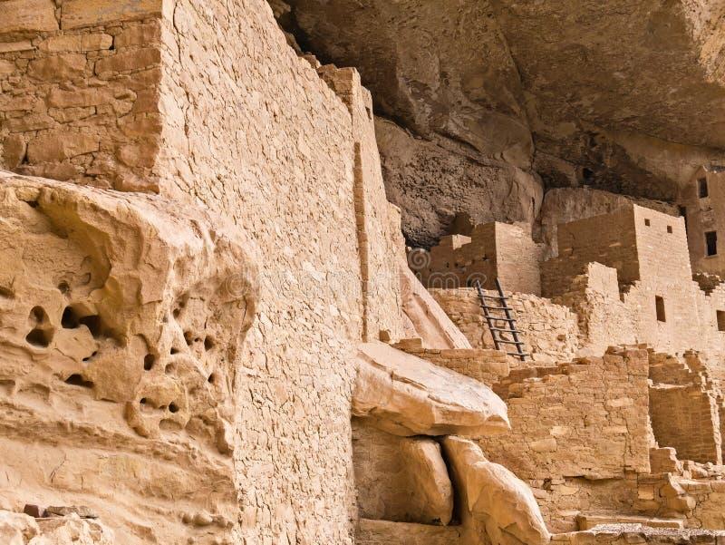 Faleza pałac ruiny obrazy royalty free