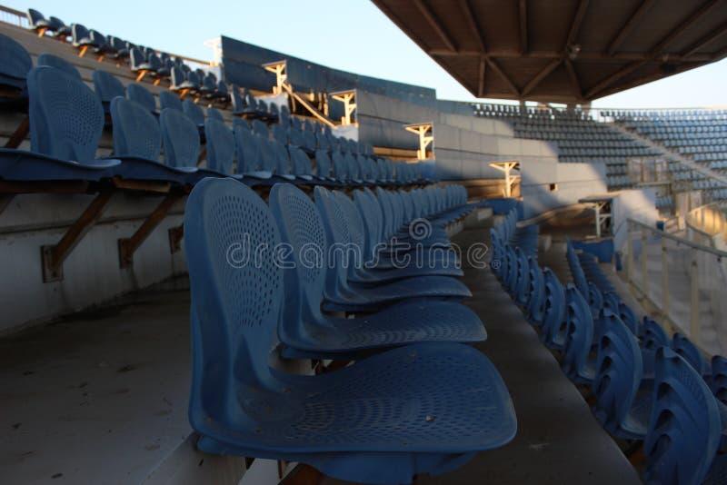 Faliro Plażowej siatkówki Olimpijski Centre - Faliro Nabrzeżnej strefy Olimpijski kompleks 14 roku po lato olimpiad Ateny 2004 fotografia stock