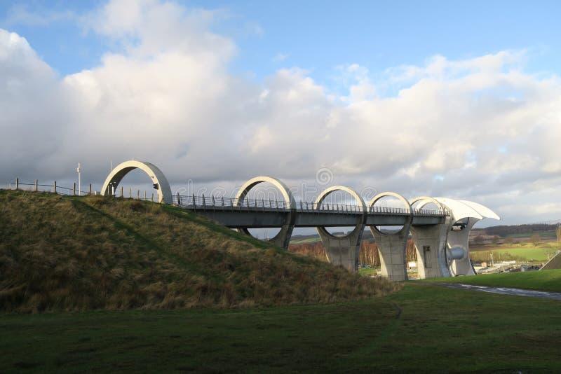 Falkirk Rad stockbilder