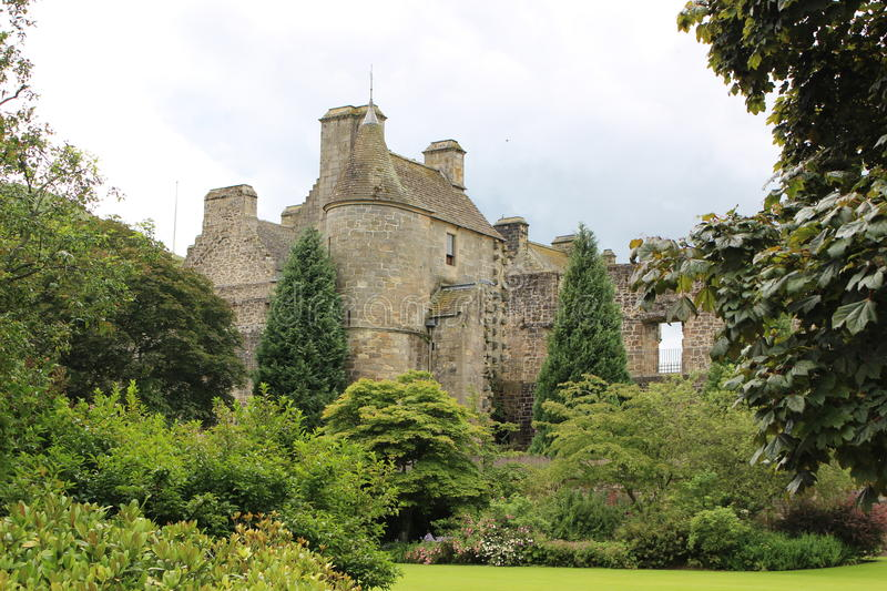 Falkland Palace photo stock