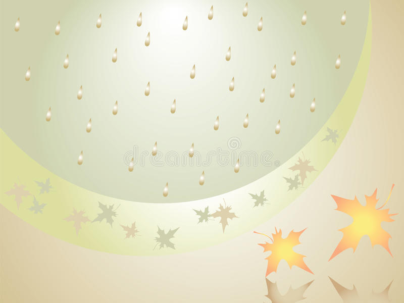 Download Fall stock vector. Image of gray, overcast, falling, drop - 11387623