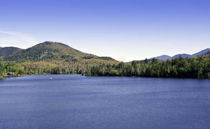 Download Fall In The Adirondack Mountains Stock Image - Image: 21537587