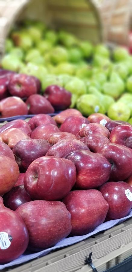 Fall Apples royalty free stock photo