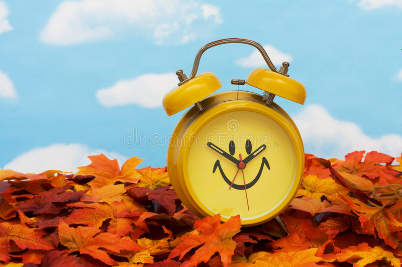 Download Fall Back Time Change stock photo. Image of colourful - 6658488