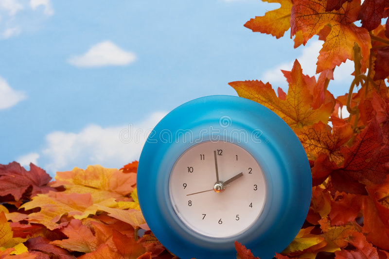 Download Fall Back Time Change Royalty Free Stock Image - Image: 6661286