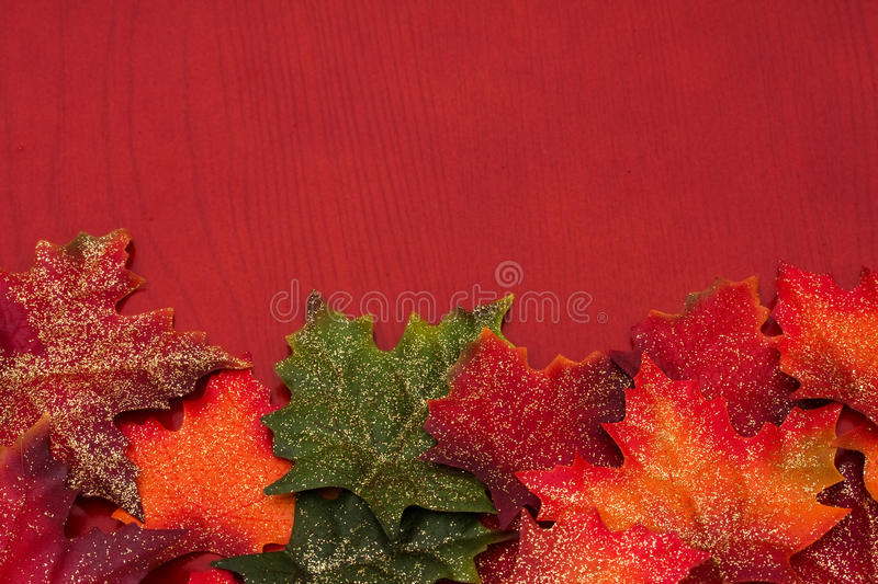 Download Fall Border stock image. Image of yellow, thanksgiving - 15044881