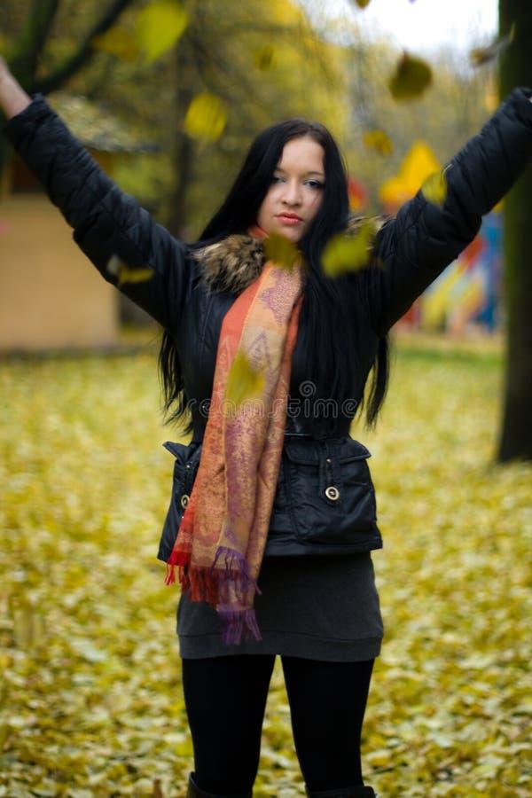 Free Fall Girl Stock Photos - 11540393