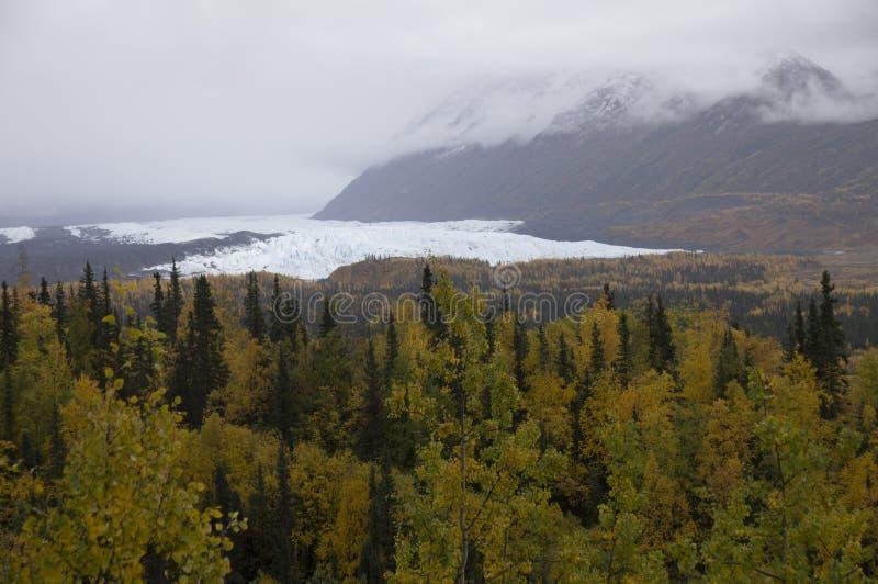 Download Fall Matanuska Glacier Alaska Stock Image - Image of mountain, fall: 53818213