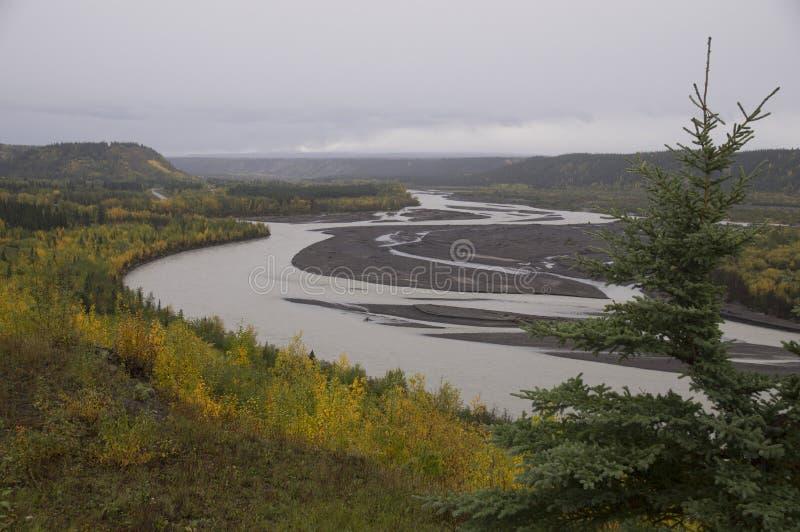 Download Fall Matanuska River Alaska Stock Photo - Image of colors, alaska: 53818224
