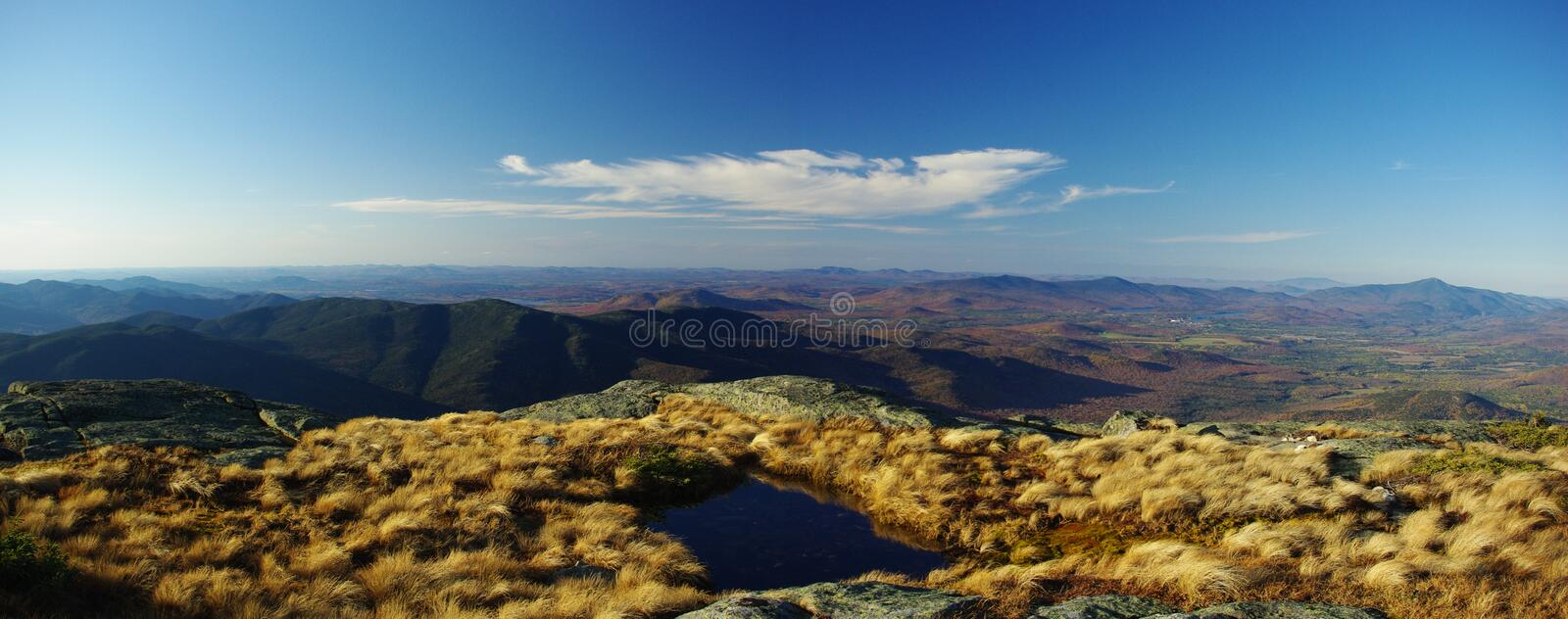 Fall Panorma royalty free stock images
