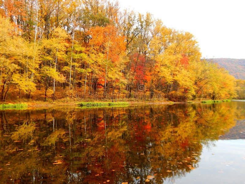 Fall in Pennsylvania stockbilder