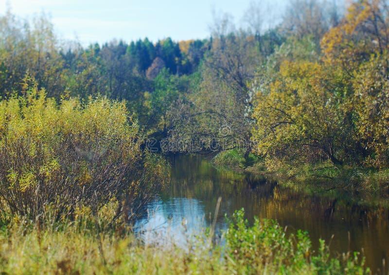 Fall River fotografering för bildbyråer