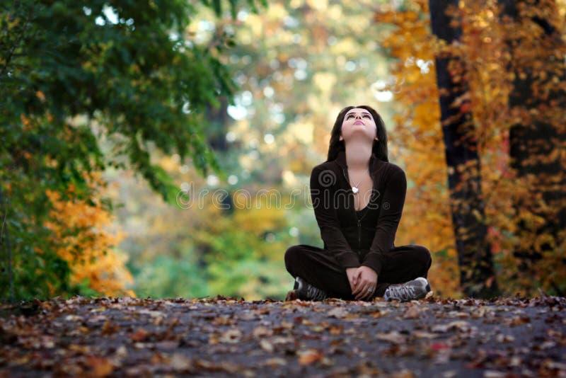 Download Fall season stock photo. Image of face, casual, adorable - 6859616