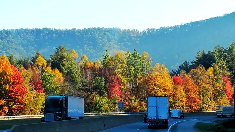 Fall Tennessee royalty free stock photos