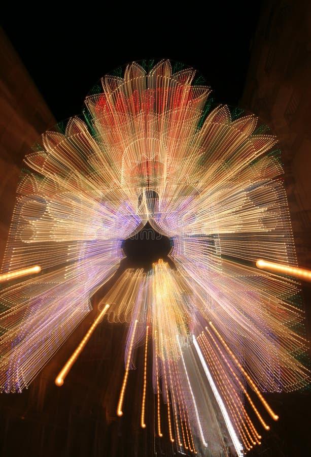fallas la lights στοκ φωτογραφίες με δικαίωμα ελεύθερης χρήσης