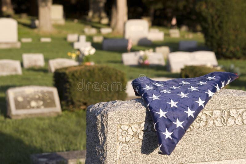 Fallen Hero Stock Image