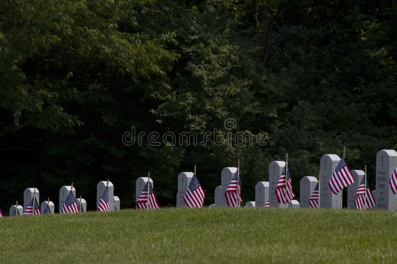 Fallen Soldiers Remembered royalty free stock photo