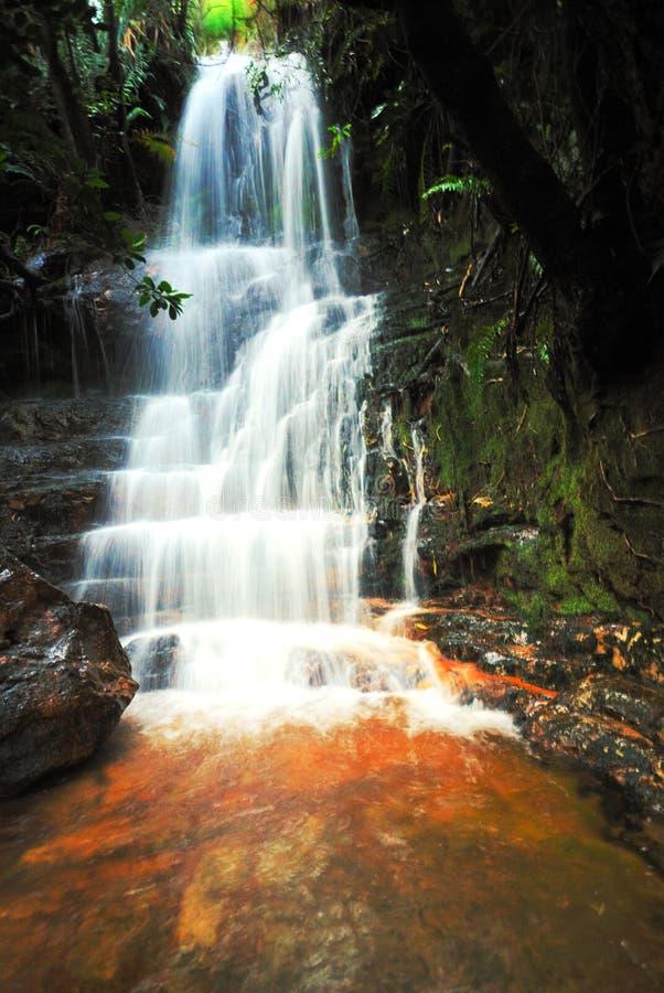 faller tranquility fotografering för bildbyråer