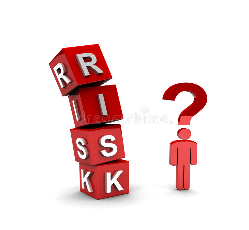 Download Falling Cubes Risk Stock Photos - Image: 12931793