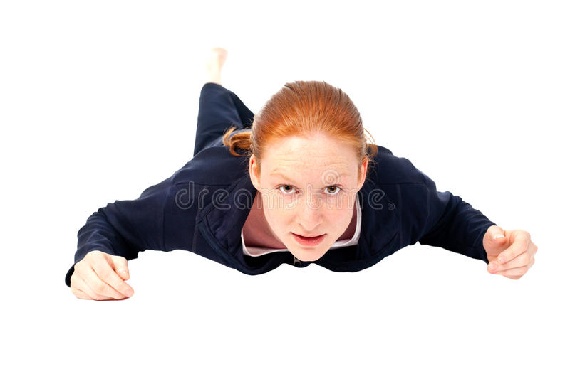 Download Falling Down stock photo. Image of work, fallen, female - 18056988