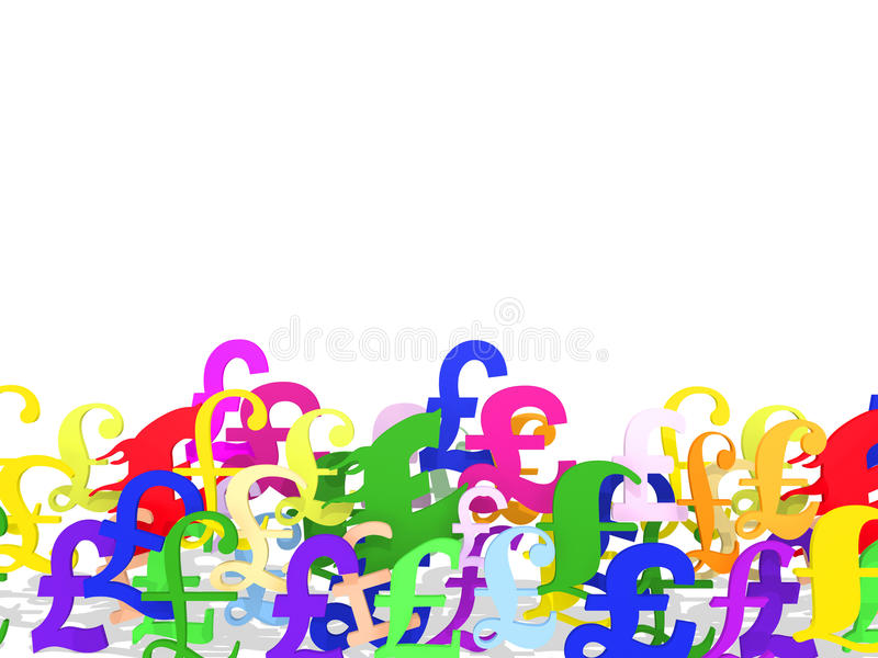 Download Falling prices stock illustration. Illustration of coloured - 13231562