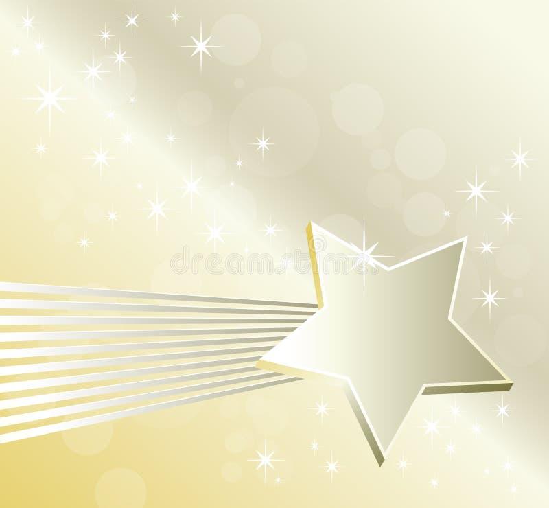 Download Falling Star Template Design Stock Vector - Image: 20988239