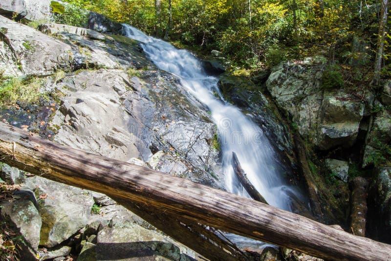 Fallingwater Cascades stock photo