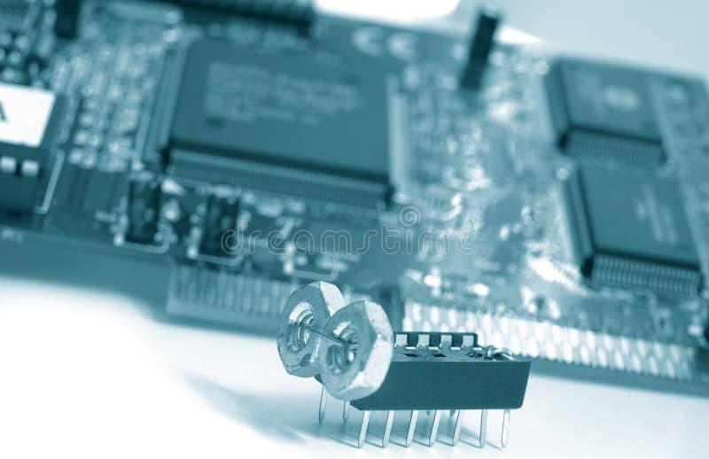 Download Fallo De Funcionamiento Del Ordenador Imagen de archivo - Imagen de negocios, internet: 1281113