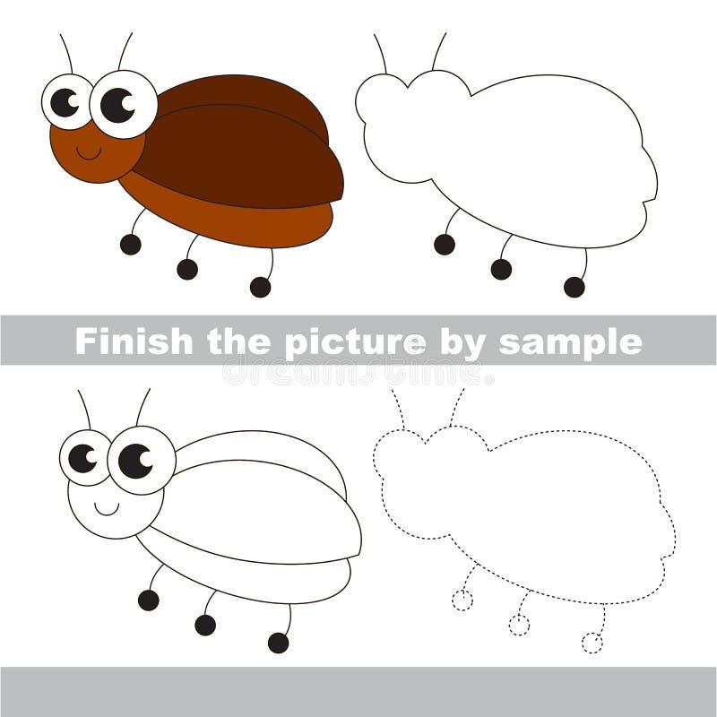 Fallo de funcionamiento Hoja de trabajo del dibujo libre illustration