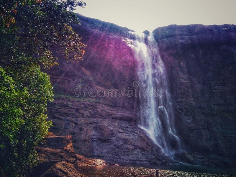 falls royaltyfria foton