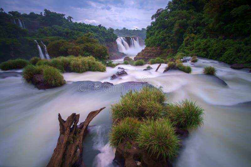 falls iguazu στοκ φωτογραφία