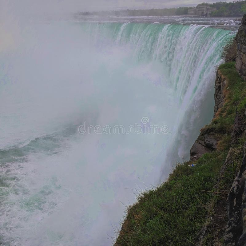 Falls view royalty free stock photography