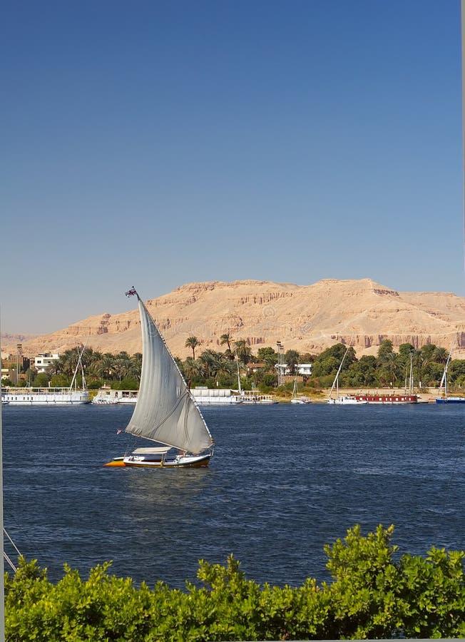 falluka Нил стоковая фотография rf